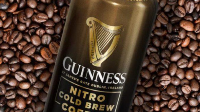 """Bière: Guinness lance la """"Nitro Cold Brew Beer"""", la bière de café"""