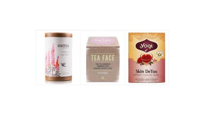 Les bienfaits du thé pour la peau