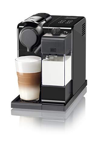 De'Longhi Nespresso Lattissima Touch Animation EN560.B Machine à café, 1400 W, 1 tasse, 19 bars, plastique, noir