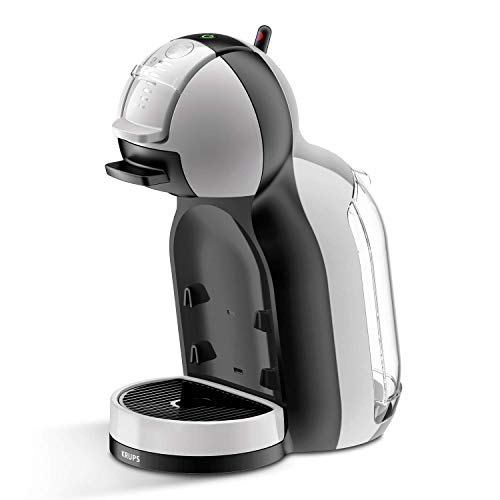 Nescafé Dolce Gusto by Krups Mini Me - Macchina per Caffè Espresso e Altre Bevande, Automatica, Grigio Nero