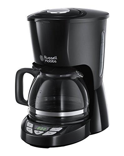 Russell Hobbs 22620-56 Machine à café Texture Plus, noir