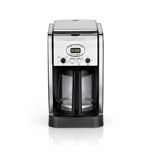 Cuisinart DCC2650E Macchina per caffè, Acciaio Inossidabile
