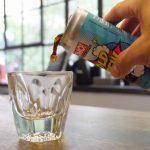 Un café sans grain: le mélange moléculaire à base de coquilles de graines arrive