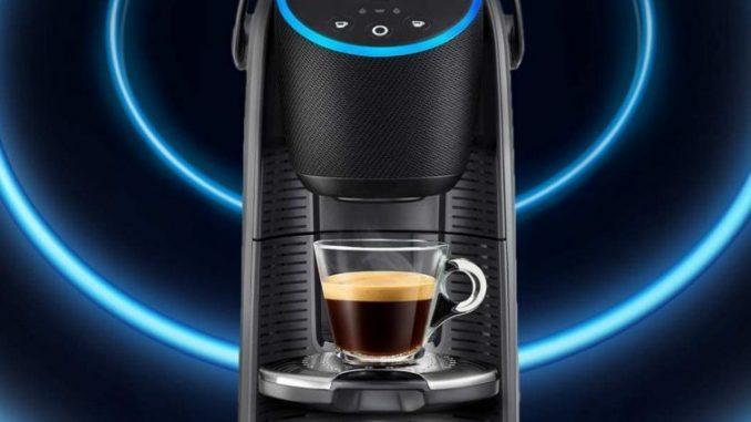 café intelligent avec Alexa, enfin à prix réduit sur Amazon