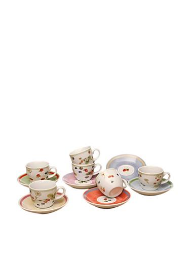 Tognana Iris Fraises HOME, porcelaine