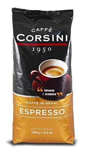 Café Caffè Corsini Espresso Grain, Intense et Crémeux, 1kg