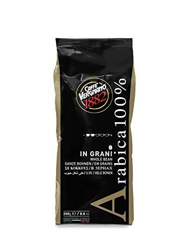 Café en grains Caffè Vergnano 1882 100% Arabica - 1 paquet de 250 gr