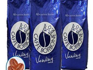 30 meilleurs grains de café Borbone testés et qualifiés