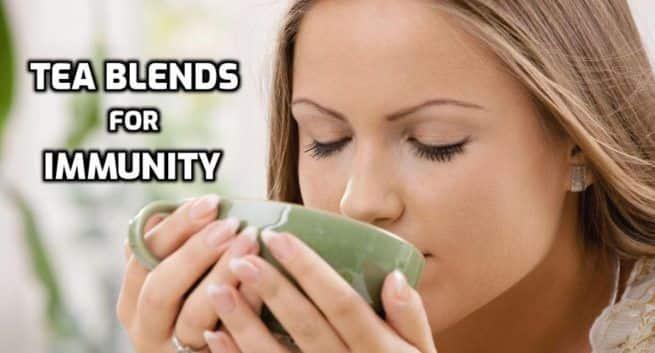 6 mélanges uniques étonnants dans le thé qui renforcent votre immunité