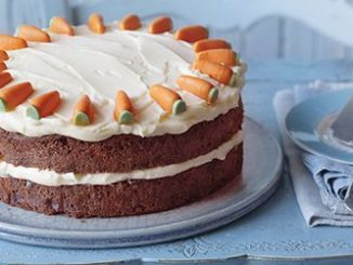 Recette de gâteau aux carottes