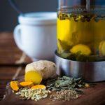 Thé ayurvédique détox curcuma (une boisson quotidienne)