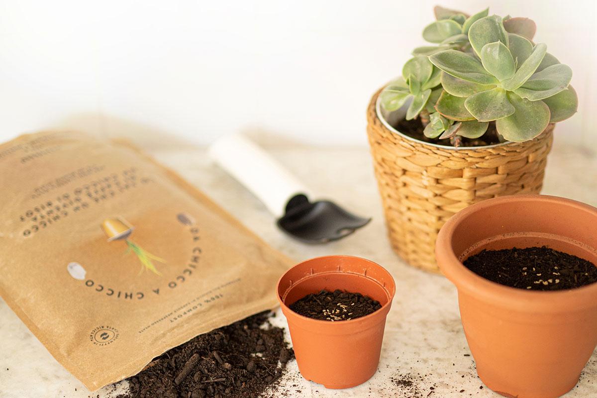 Au-delà du recyclage des capsules, attention à la solidarité alimentaire en collaboration avec la Banque Alimentaire Nespresso, recyclage des capsules de café pour préserver l'environnement