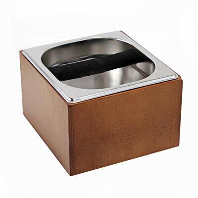 Coffee Box a Compass Coffee Box en Ino B3S6 Acier Bois