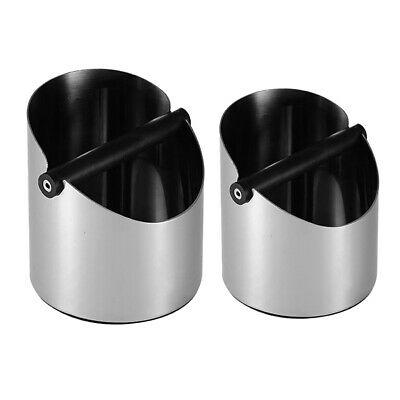 Conteneur de boîte de compas de moulin à café en acier inoxydable