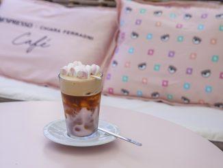 Milan : Nespresso ouvre un restaurant avec Chiara Ferragni
