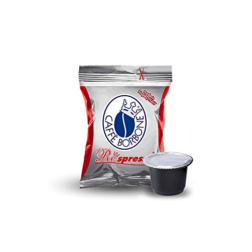 Capsules de mélange de rouge Borbone compatibles avec Nespresso PZ. 100 200 300 400 500 600 (400)
