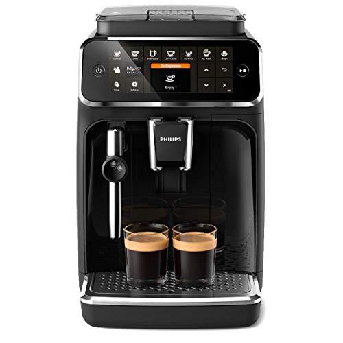 Philips 4300 Series EP4321 50 machines à café entièrement automatiques, 5 variétés de café à partir de grains frais, affichage intuitif