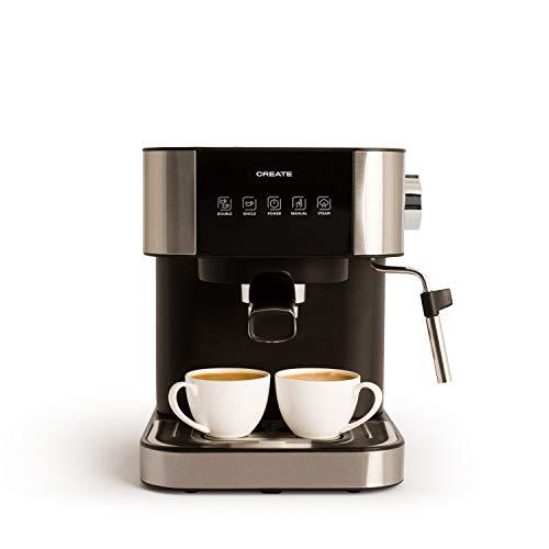 CREATE IKOHS THERA STYLANCE PRO - Machine à café expresso automatique (Gris)