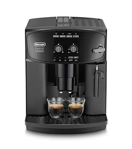 Machine à café automatique De Longhi ESAM2600, 15 bars, 1450W, noir