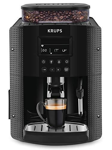Krups YY8135FD Libera installazione Automatica Macchina per espresso 1.6L Nero macchina per caffè