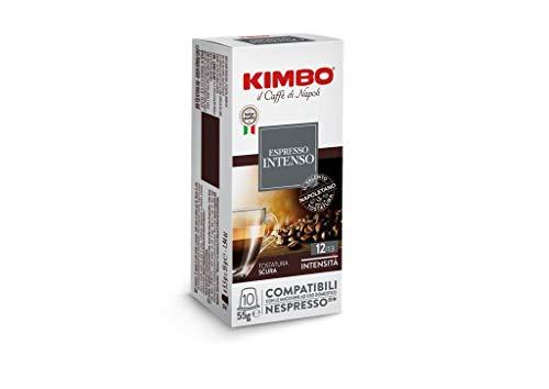 240 CAPSULES KIMBO COMPATIBLES NESPRESSO INTENSO