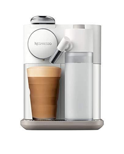 DeLonghi Nespresso EN650 Gran Lattissima - Machine à café avec système à capsules. blanc