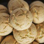 Biscuits moelleux aux amandes et au café