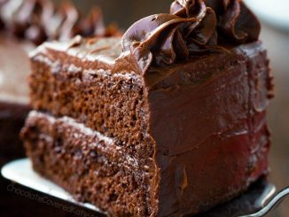 Secretly Vegan Low Carb Flourless Chocolate Cake Recipe