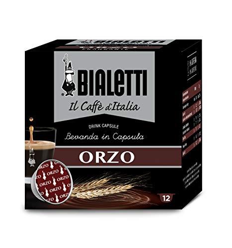 Bialetti Caffè d'Italia Orge - Boîte 12 Capsules