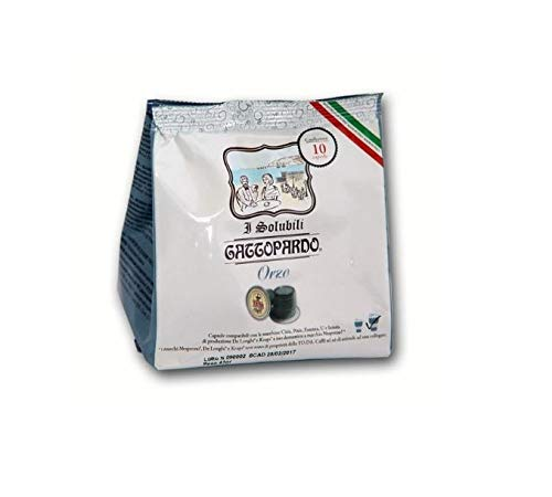 Gattopardo 80 Capsules d'Orge Comp. Nespresso