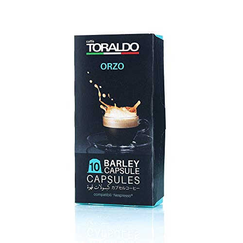 Capsules de café Toraldo Orzo compatibles avec 'Nespresso' 10 capsules