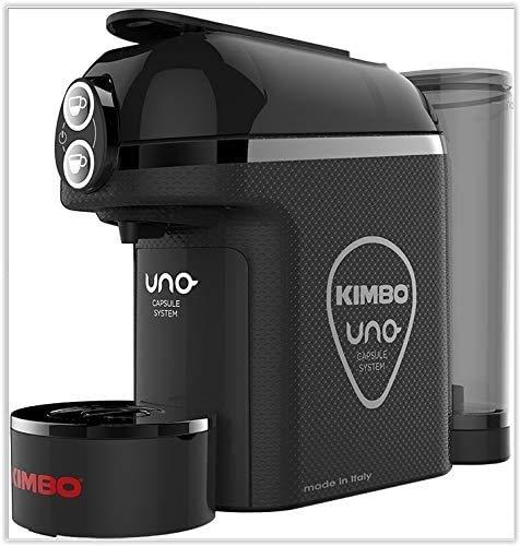Machine à café Kimbo Minicup Capsule UNO System Noir