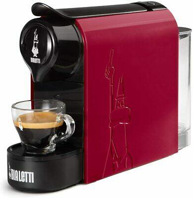 Machine à café Bialetti Gioia Machine à café Machine à capsules expresso rouge