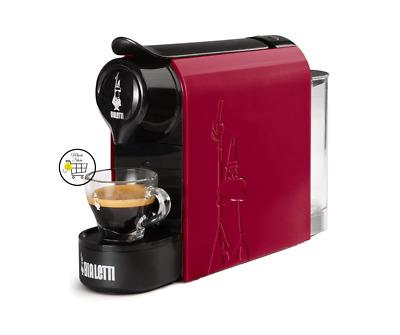 Bialetti GIOIA CF90 Machine Espresso Capsules Rouges 1200 W 20 Bar