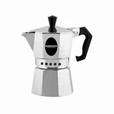 Machine à expresso Morenita (Bialetti) Cafetière 2 6 tasses