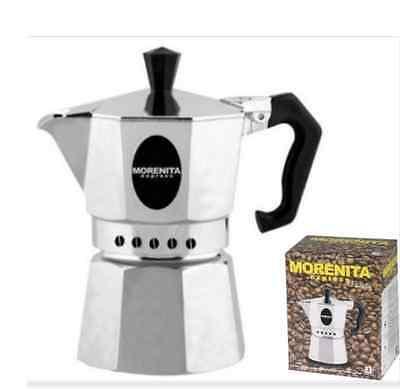MACHINE A CAFE 3 TASSES BIALETTI CAFFETTIERA MORENITA Machine à café expresso