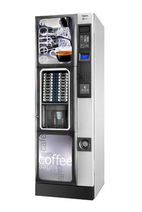 Distributeur de café expresso double Opera