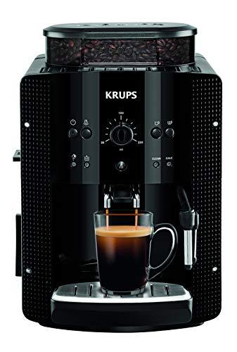 Krups EA8108 Machine à café expresso, Noir