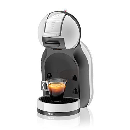 Krups Nescafé Dolce Gusto Mini Me KP123BK Macchina per Caffè Espresso e Altre Bevande, Automatica, Grigio Nero