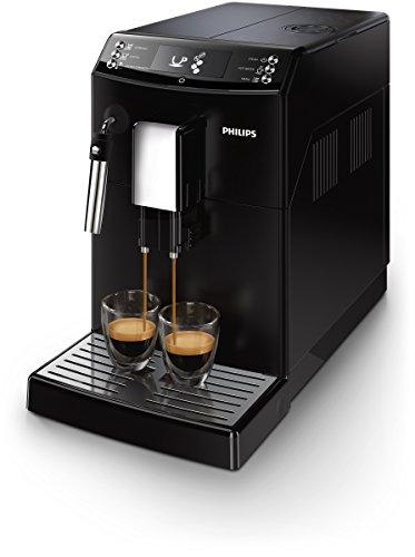 Philips Serie 3100 EP3510 00 Macchina da Caffè Automatica, con Filtro AquaClean, Macine in Ceramica, Pannarello Classico