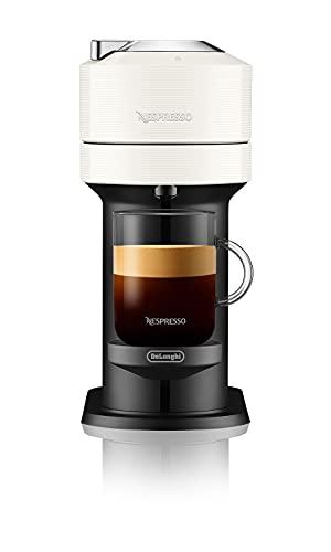 De'Longhi Nespresso Vertuo Next ENV120.W - Machine à capsules expresso, 1500W, blanc