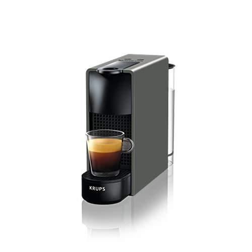 Nespresso Essenza Mini Krups XN110B Cafetière, Gris