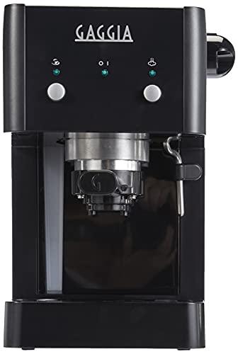 Machine à expresso manuelle Gaggia GG2016, 1025 W, 1L, noir