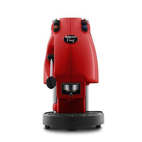 Machine à dosettes Didiesse Frog Revolution, 650 W, rouge