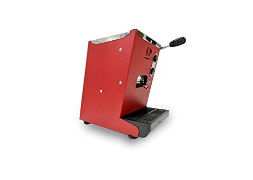 Machine à café avec dosettes ese 44 mm café lollo lollina Rossa + 40 dosettes gratuites