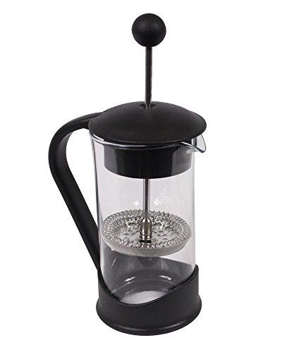 Clever Chef - Petite cafetière French Press - idéale pour le café du matin - arôme maximum - système de filtration supérieur - capacité de 0,4 L