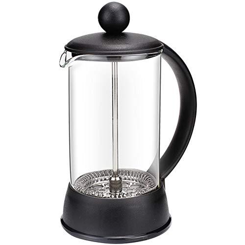 Caffettiere Teiere Caffettiera Caffettiere A Pistone Pressofiltro Caffettiera Espresso French Press Caffettiera Express Macchina for caffè Filtro Doppio Strato in Acciaio Inossidabile GAOFENG