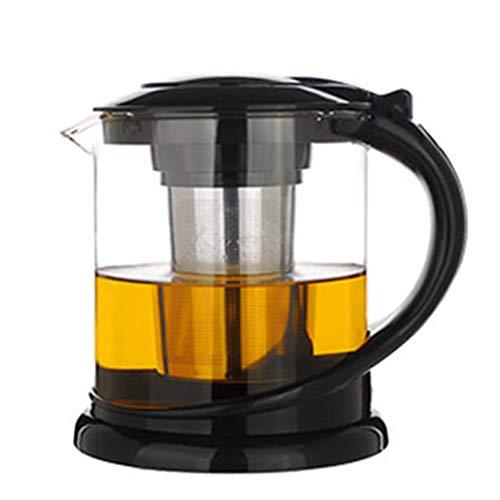 Caffettiere Teiere Caffettiera Caffettiere A Pistone Pressofiltro Caffettiera Espresso French Press Caffettiera Express Macchina for caffè Filtro Vetro Addensato in Acciaio Inossidabile GAOFENG