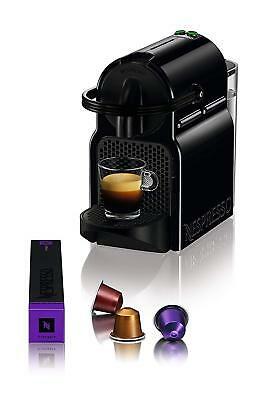 Machine à expresso Nespresso Inissia EN80.B par De'Longhi, + 16 Capsules