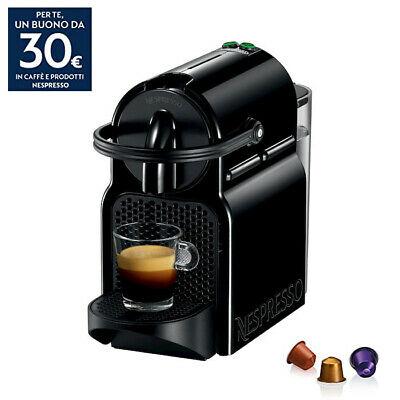 Machine à café expresso De Longhi Inissia EN.80B 14 capsules incluses